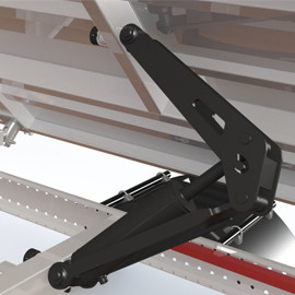Außergewöhnlich Dreiseitenkipper aus Stahl und Aluminium BAUREIHE 55 - Kipper JPM #ZP_75